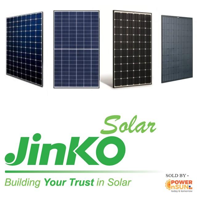 Tấm Pin Năng Lượng Mặt Trời Jinko 330W