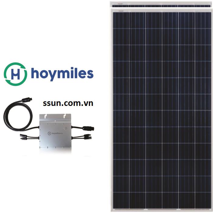 Biến Tần Micro Inverter Hoymiles 1.2KW Bảo Hành 12 Năm